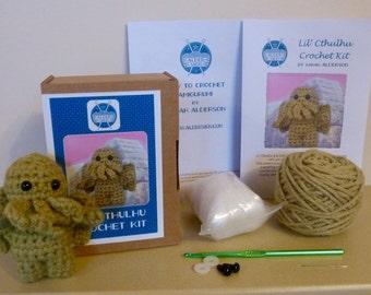 Lil' Cthulhu Crochet Kit