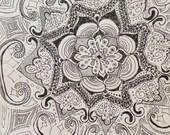 Mandala Sketch