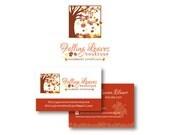 Professional Business Card Design - Custom Made with Custom Logo Design - Craft Shop Logo - Crafting Logo - Jewelry Logo - Tree Logo