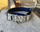 "Dozer's Anchors 1.5"" Martingale Collar"