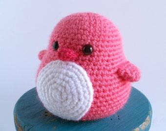 Rosie the Baby Crochet Penguin