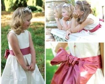 Classic Festive Girls Dress - PDF Sewing Pattern