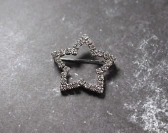 Avon Star Sparkle Pin - Vintage 1985