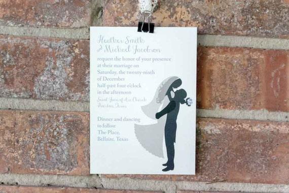 Sarah Invitation Suite, Pink & Yellow Invitation Kit,  Classic Wedding Invites