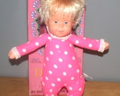 "Vintage 1964 Mattel Talking Drowsy Doll 14""  With Original Box, Antique Alchemy"
