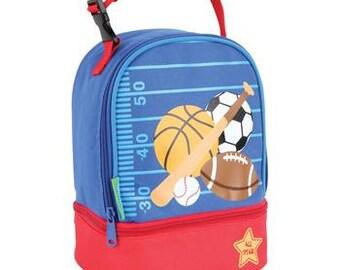 Personalized Stephen Joseph Sports Lunch Box