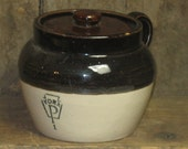 Family heirloom - Pennsylvania RAILROAD crock - 1930s