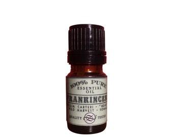 """Frankincense """"Heart Note"""" Essential oil, Boswellia carteri, Somalia - 5 ml"""