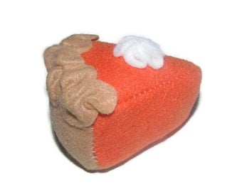 Cat Toy - Catnip Pumpkin Pie