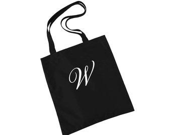 Bridesmaid Tote, Monogram Tote, Tote Bag, Bridesmaid Gift, Bridesmaid Proposal, Maid of Honor Gift, Personalized Tote Bag, Beach Tote, Tote