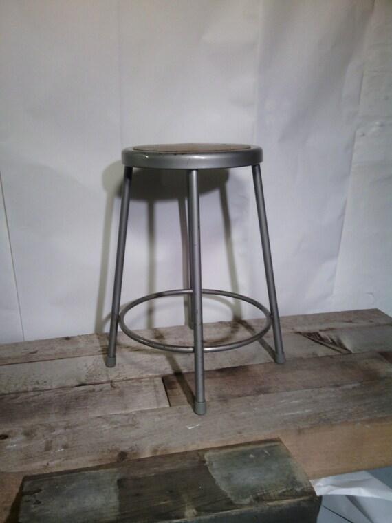 Vintage Industrial Stool 6
