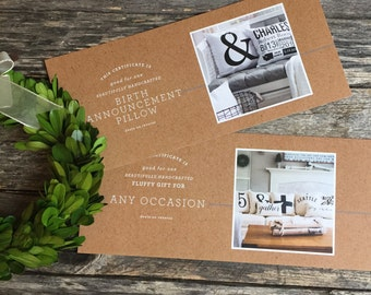 So Vintage Chic Gift Certificate