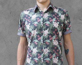Hawaiian shirts - Hawaii - BAÏSAP - S size