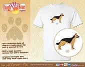 Dog T-Shirt - German Shepherd