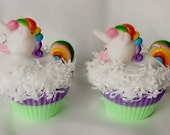 """Unicorn Rubber """"Duckies""""with soap bar"""