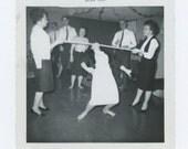 Vintage Snapshot Photo: Limbo Party, 1963 (69505)