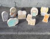 Woodland Nativity Set