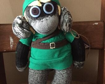 Sock Monkey Link