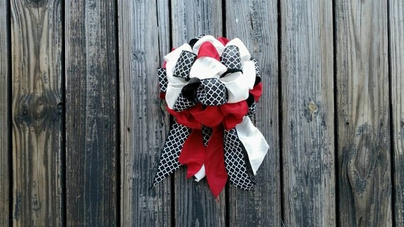 Christmas Bow, Wreath Bow, Wedding Bow