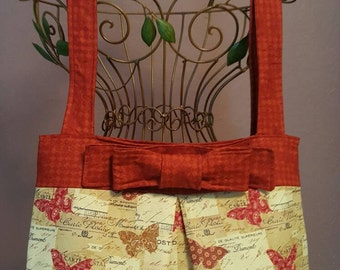 Butterfly Bow Purse