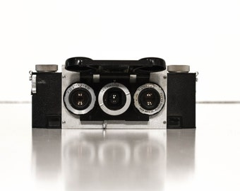 David White Realist Stereo Camera