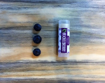 Vegan Huckleberry Lip Balm