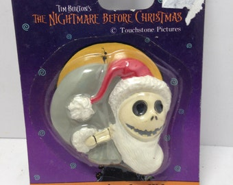 NIGHTMARE before christmas jack skellington magnet