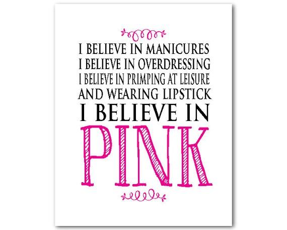i believe in manicures i believe in pink audrey hepburn