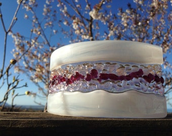 Fused Glass Curve