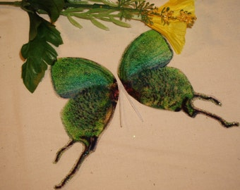 Mossy Fairy Wings