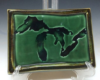 "Great lakes decorative tile 8""x5.5"""