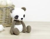 SALE -30% | Panda bear - 4-way jointed