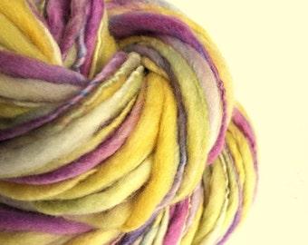 Chunky Yarn Yellow Yarn Pink Yarn Bulky Yarn Merino Wool Yarn Giant Yarn Merino Yarn Thick Yarn Big Yarn Knitting Yarn