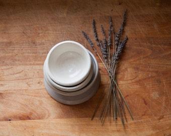 Small kitchen bowls