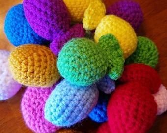 Crochet Cat Nip Toys
