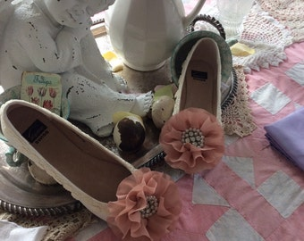 Wedding Shoes Woodland Fairytale Ballet Fantasy