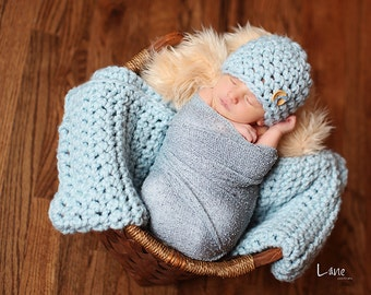 Newborn Photo Prop Blanket Newborn Baby Photography Prop for Newborn Photography Baby Photography Props Newborn Pictures Props Baby Props