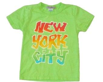 NYC Tag T-shirt