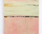 "Abstract Art, Modern Arcrylic Painting, Modern Wall Art by M.Schöneberg "" Kiss me"" 24x24x0,75"