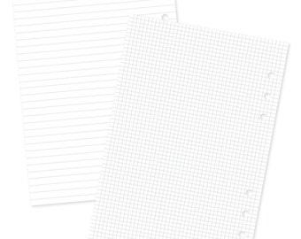 Simple Stories - Carpe Diem - Planner Essentials Collection - Basic Inserts - 36 pieces - 4945