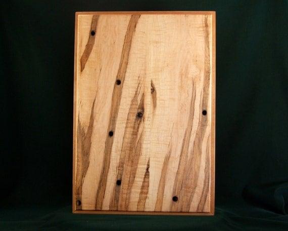 Wood Jewelry Box Jewelry Case Wall Hanging