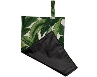 Banana Palm Waterproof Diaper Change Pad - Great for Travel