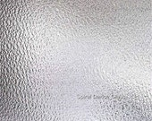 8x10 3mm Spectrum Clear Granite Textured Stained Glass Sheet SP100G