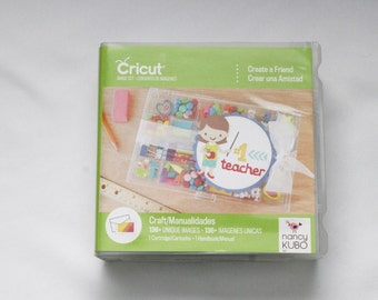 Cricut Cartridge - Create a Friend - Never Used