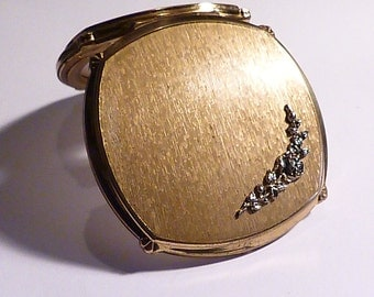 Vintage powder compacts Stratton compact mirrors