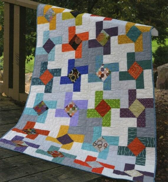 Quilt Pattern Dutch Windmill Quilt