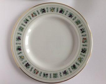 Royal Doulton Tapestry pattern, starter/salad plate