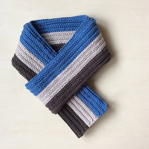 Knitting Items To Sell : Crochet pattern men s quot knit look ribbed scarf