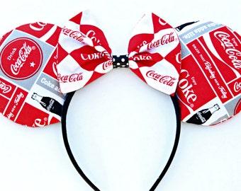 Coca Cola Ears