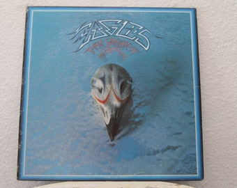 "Eagles - ""Their Greatest Hits 1971-1975"" vinyl record (NT)"